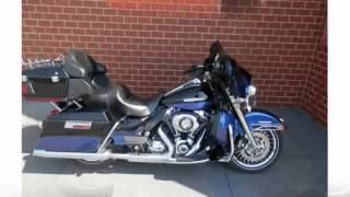 10. 2010 Harley-Davidson Electra Glide Ultra Limited - Details and Features