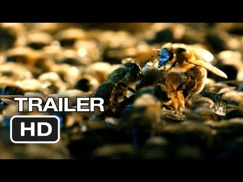 More Than Honey Official Trailer (2013) – Bee Documentary HD
