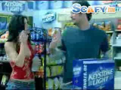 Funny commercials Keystone Light Beer –  Funny Commercial / Blue Tooth Scafy dot com