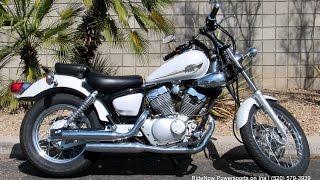 10. Yamaha V Star 250 UYE289