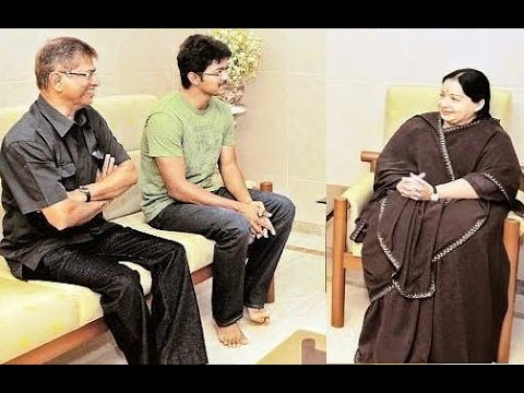 Vijay Releases Statement on �Kaththi� Issue; Thanks Amma | Movie release