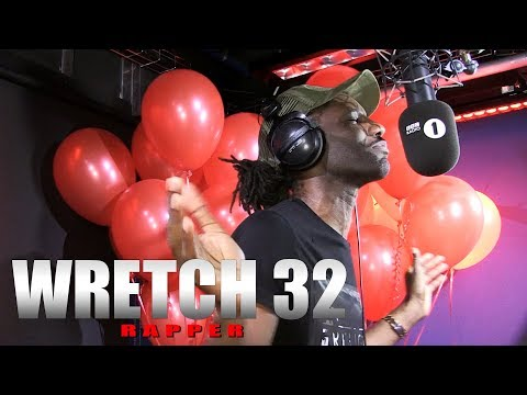 Wretch 32 – Fire in the Booth