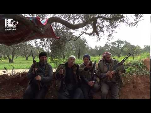 دروز إدلب يعلنون موقفهم في حماية إدلب على طريق سوريا المحررة .
