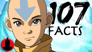 Video 107 Avatar: The Last Airbender Facts YOU Should Know! (ToonedUp #41) @ChannelFred MP3, 3GP, MP4, WEBM, AVI, FLV Maret 2019