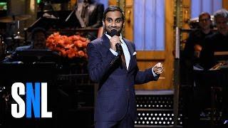 Video Aziz Ansari Stand-Up Monologue - SNL MP3, 3GP, MP4, WEBM, AVI, FLV Juni 2018