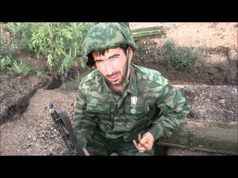 Дагестанский доброволец о негероичности укров - DomaVideo.Ru