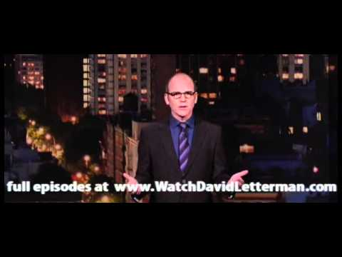 Greg Fitzsimmons in Late Show with David Letterman 2010-11-12