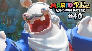 [Dansk] Mario + Rabbids Kingdom Battle | Afsnit 40: IKKE FORBI FØR DEN FEDE KANIN SYNGER!