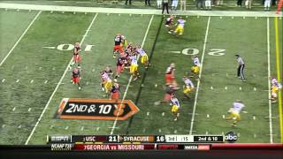 Ryan Nassib vs USC (2012)