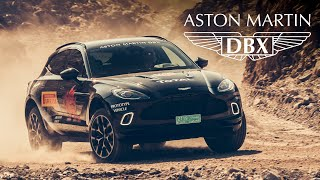 Aston Martin DBX: First Drive Review | Carfection 4K by Carfection