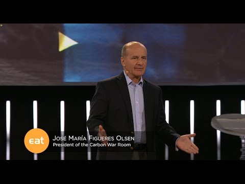 """José María Figueres Olsen – The importance of innovators and """"out-of-the-box"""" solutions"""