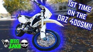 9. I ride a 2017 Suzuki DRZ400SM: Worth the Hype?