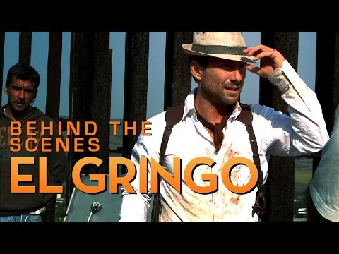 EL GRINGO (2012) - Behind The Scenes