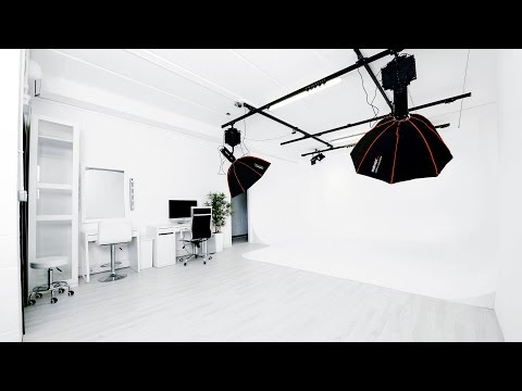 Photo Video Studio Hire London At UniQ Studios with Infinity Cove, Casting and Event Space