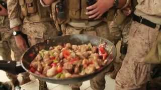 Video Marines Between War & Cooking MP3, 3GP, MP4, WEBM, AVI, FLV April 2019