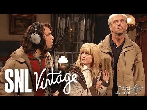 Most Haunted (Hugh Laurie) - SNL