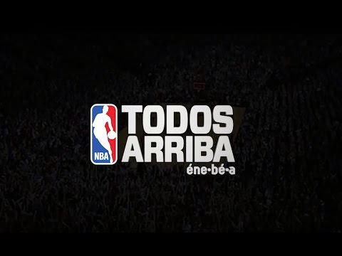 Roll - The NBA is calling all cities, countries, fans, and teams for the highly anticipated 2014-15 season. #TodosArriba SEASON BEGINS OCTOBER 28. Check your local listings for tune-in information...