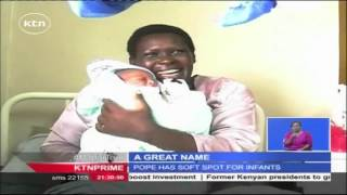 Mothers In Kenya Name Their New-born Babies After The Visiting Pope Francis