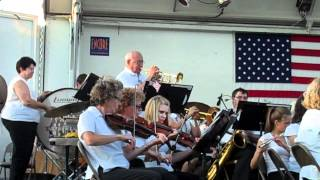 Autumn Mist - Floyd Community Instrument Ensemble - Trumpet Solo, Daniel Falatico, Sr