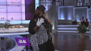 Loni Love Does the Moonwalk — Watch Now!