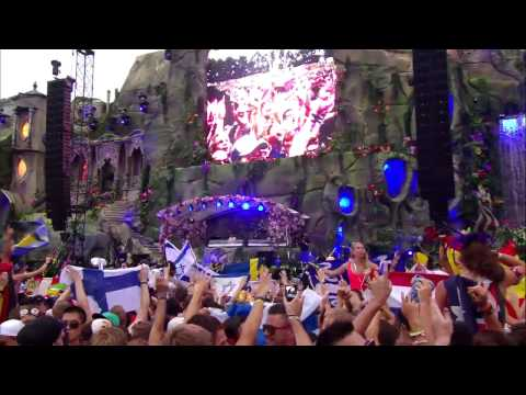 Tomorrowland 2013 – Axwell (full set)