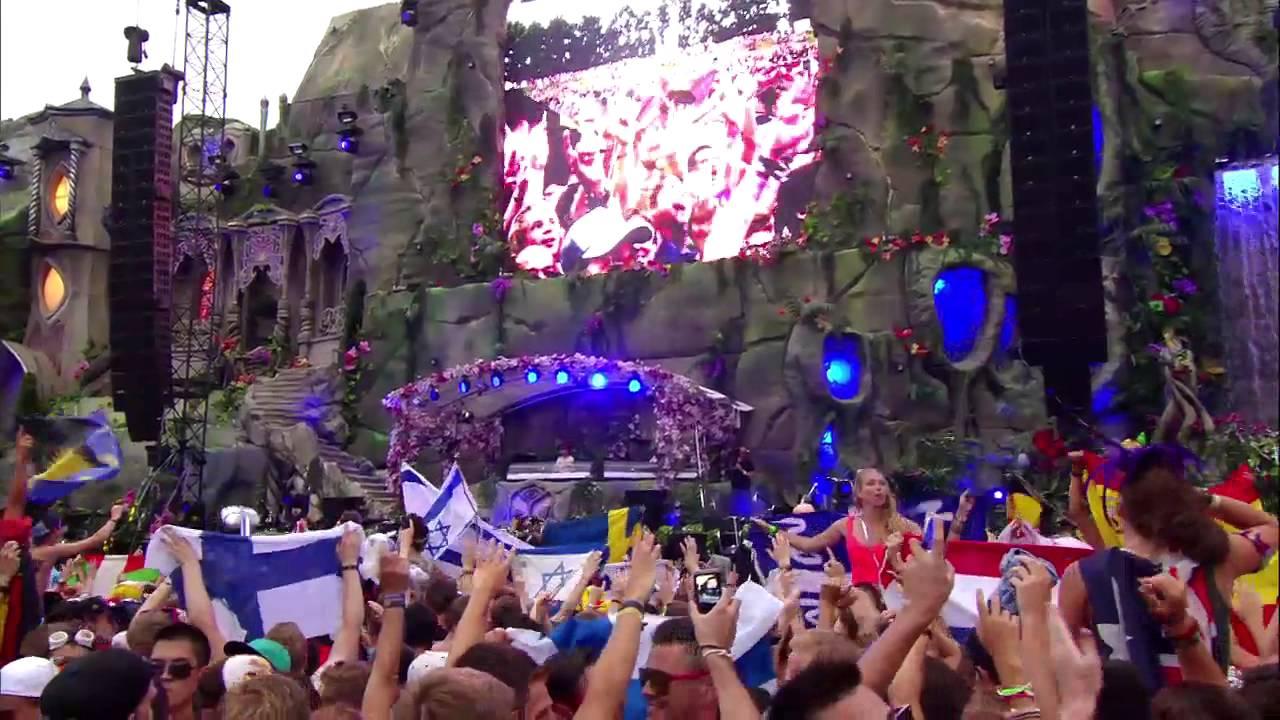 Axwell - Live @ Tomorrowland 2013
