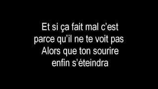 Coeur de Pirate - Fondu au Noir (Lyrics)