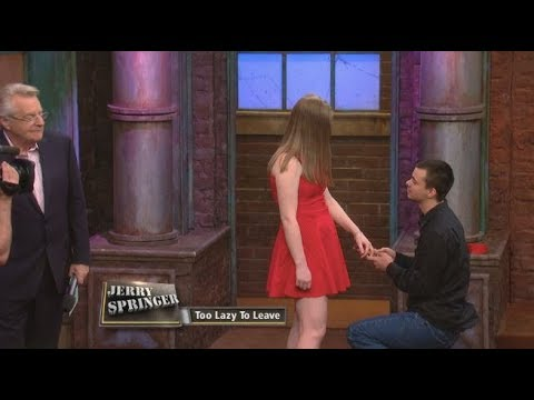 I Can't Marry You, You're Boring! (The Jerry Springer Show)