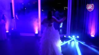 Hochzeit ♥ Heiraten im Golf Pavillon im Hotel Aarau West in Oberentfelden - Hochzeits DJ Dubi