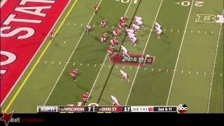 Bradley Roby vs Wisconsin (2013)