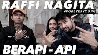 Video YOUNG LEX - Api (Reaction by Raffi & Nagita) #ForeverYoung MP3, 3GP, MP4, WEBM, AVI, FLV Januari 2019