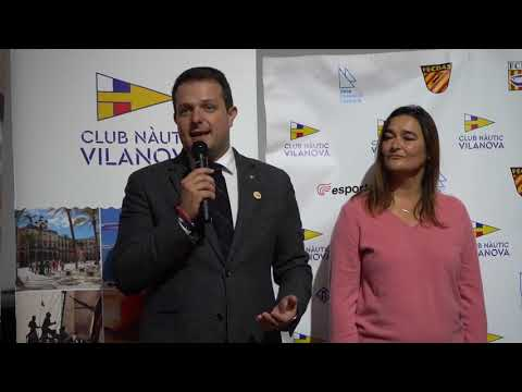 Video de la Gala de la Nàutica i de l'Esport 17.11.2018