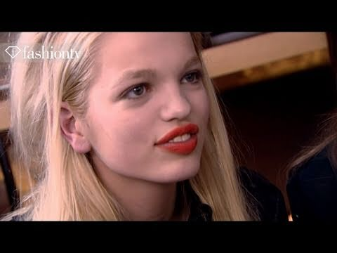 Daphne Groeneveld - http://FTV.TV WORLD - Model Daphne Groeneveld has the number 2 spot in FashionTV's FIRST FACE countdown for the Fall/Winter 2011/2012 season! Daphne Groeneve...