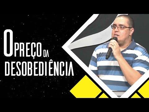 13/05/2018 - O Preço da Desobediência - Pastor Henrique Dias