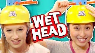 Video WET HEAD CHALLENGE (Squad Vlogs) MP3, 3GP, MP4, WEBM, AVI, FLV Desember 2018
