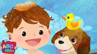 Bath Song (2D) | CoCoMelon Nursery Rhymes & Kids Songs