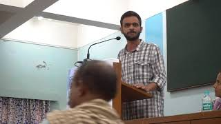 Umar Khalid on 'Universities and Academic Freedom'