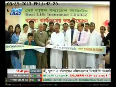 Opening of Best Life Insurance Ltd.