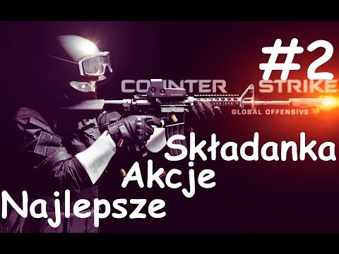 Najlepsze Akcje Counter Strike: Global Offensive by Mr Piotr #2