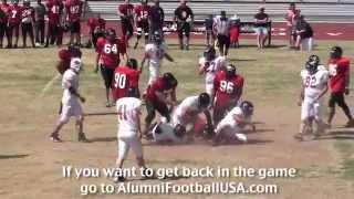 Aspermont (TX) United States  city photos : Aspermont vs Hermleigh Alumni Football USA Game 4/23/11