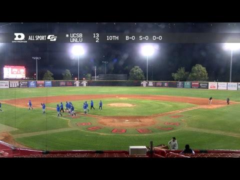 UNLV Baseball vs. UC Santa Barbara