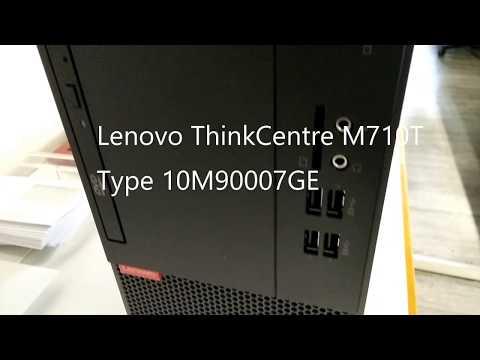 Lenovo ThinkCentre M710T PC - 10M90007GE / 10M90007