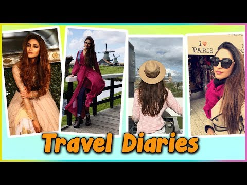Krystle Dsouza Vacation Diaries | Paris