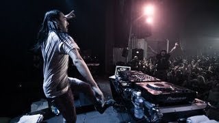 Steve Aoki - Singularity (Music Video) Live @ Club Cinema  12/13/12