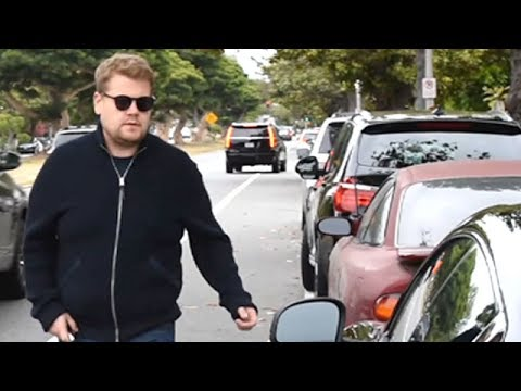 James Corden Is Asked About American Idol's Return And Taylor Swift
