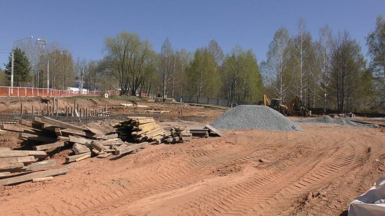 Фан-зону к Чемпионату мира по футболу строят в Ижевске