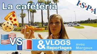 Margaux France  city pictures gallery : France VS USA #3 - La cafétéria - Margaux avec ISPA
