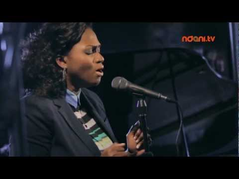 0 VIDEO: Waje Performs I Wish On Ndani Sessions Ndani Sessions I Wish ......Waje