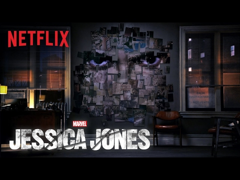 Marvel's Jessica Jones Season 1 (Teaser 'All in a Day's Work')