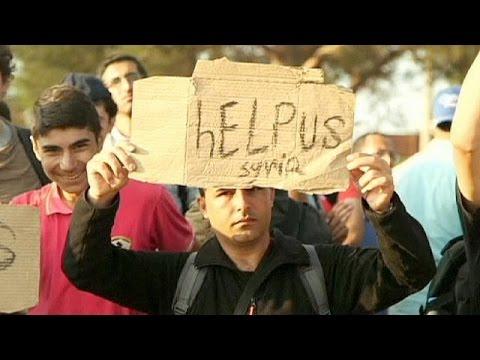 Σκόπια: Κατάσταση έκτακτης ανάγκης στα σύνορα λόγω μεταναστευτικού